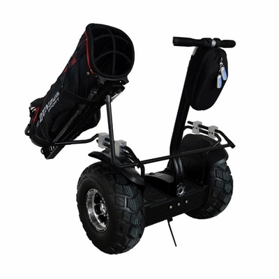 Electric Scooter Mounted With Golf Holder