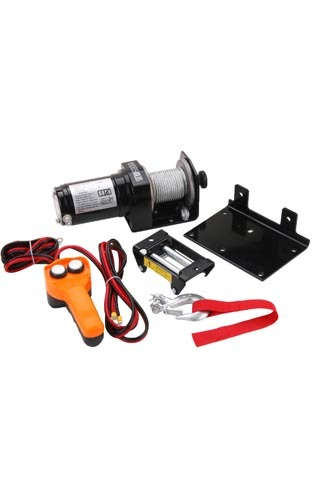 Electric Winch 1500lbs