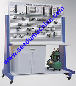 Electro Pneumatic Training Workbench