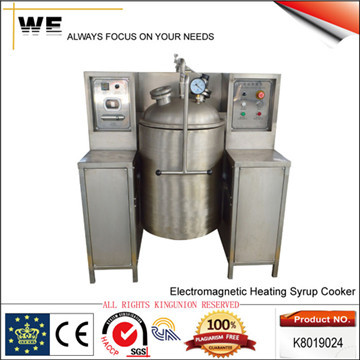 Electromagnetic Heating Syrup Cooker