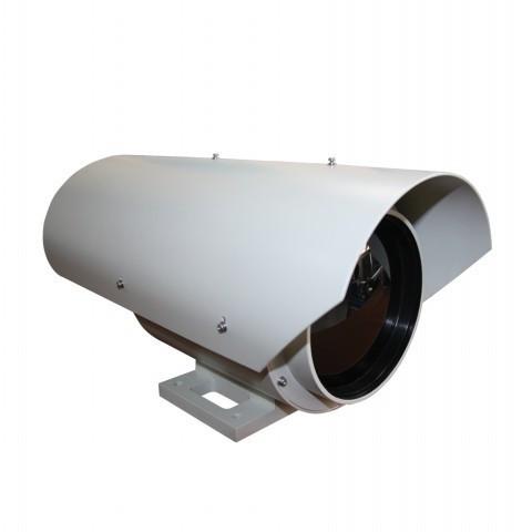 Electronic Focus 2400m Human Detection Distance Thermal Imager Shr Tir104r