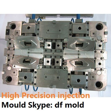 Electronic Industry Injection Mold Making Material Services Customized Desi