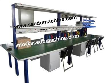 Electronics Workbench Eduational Eqipment Vocational Training Equipment