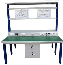 Electronics Workbench For Colleges
