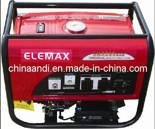 Elemax Generator Sh3200exe