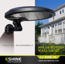 Els 08 All In One Solar Wall Light With Pir Sensor