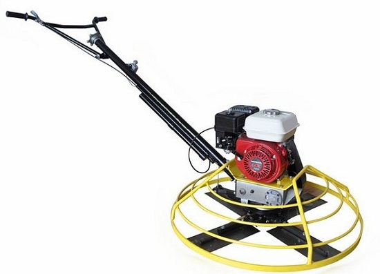 Em 60t Edging Power Trowel