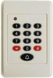 Em3000 Id Push Button Keypad Card Reader