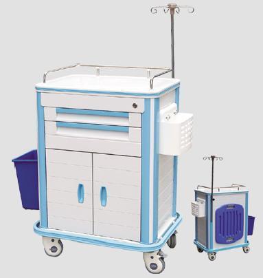 Emegency Troley Medica Trolley Medicine