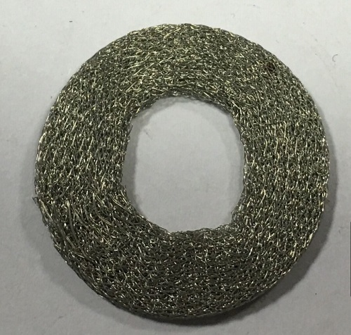 Emi Rfi Shielding Compressed Knitted Wire Mesh Gasket