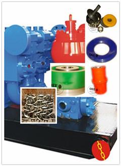 Emsco Continent Triplex And Duplex Mud Pump Spare Parts