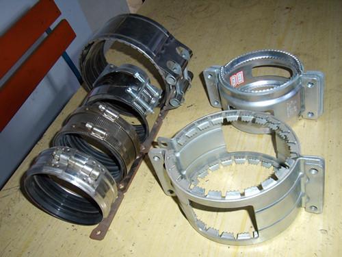 En877 Astm A888 Cast Iron Pipe Couplings