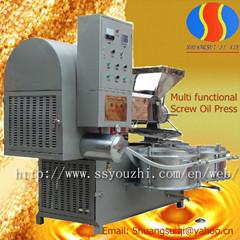 Energy Saving Canola Screw Oil Press Machine