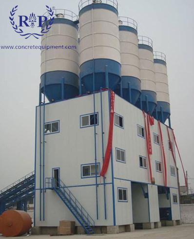Energy Saving Concrete Batch Plant