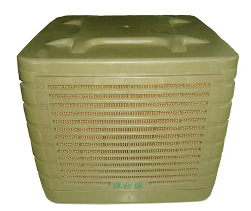 Energy Saving Hezong Evaporative Air Cooler 18000cmh For Industrial Use