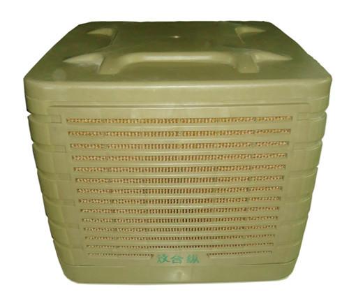 Energy Saving Hezong Evaporative Cooling System 20000cmh Air Ventilation Pr