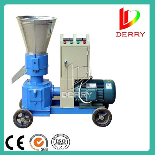 Energy Saving Wood Straw Pellet Mill Press For Sale