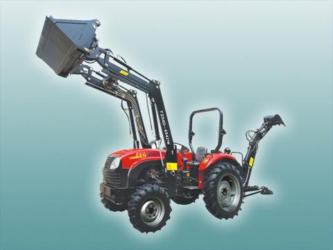 Engineering Machinery Wheel Loader Bulldozer Excavator