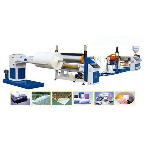 Eps Foamed Board Kt Production Line