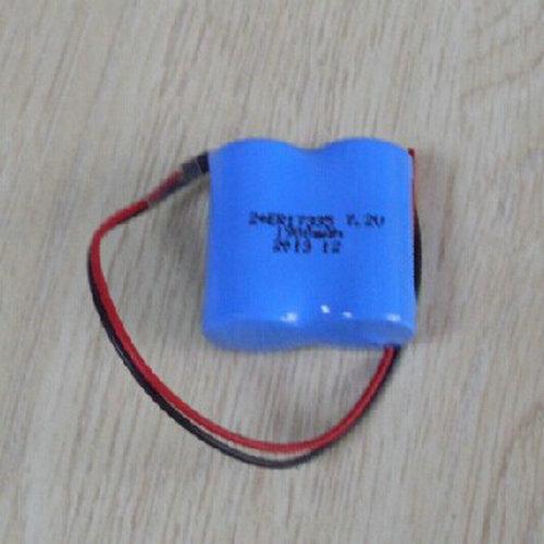 Er17335 2 3a Size 3 6v 1900mah Lithium Battery Cell For Plc