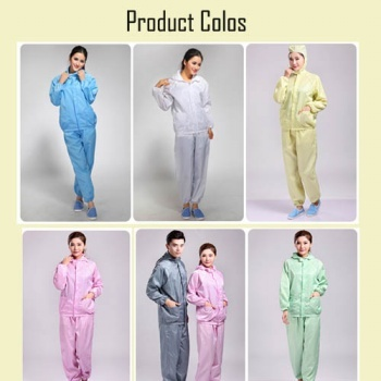 Esd Cleanroom Electro Static Discharge Workwear