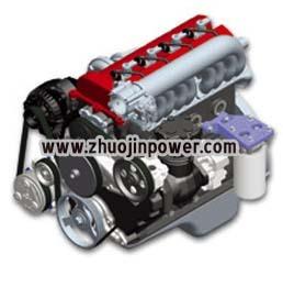 Euro 3 Cummins Diesel Engine Assembles 2 8l Foton Isf2 8