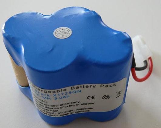 Euro Pro Shark V1930 Battery X1725qn Rc Nmep1930