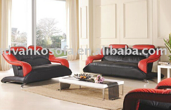 European Nice Design Durable Imported Leather Sofa Y11