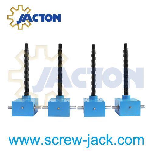 European Stype Jtc Series Cubic Screw Jacks