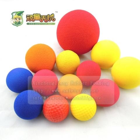 Eva Foam Ball Stress Floating Buoy Balls