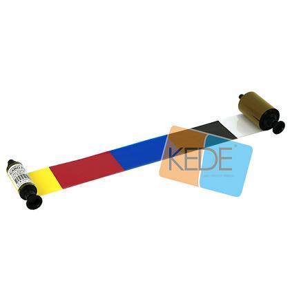 Evolis R3011 Ymcko Color Ribbon