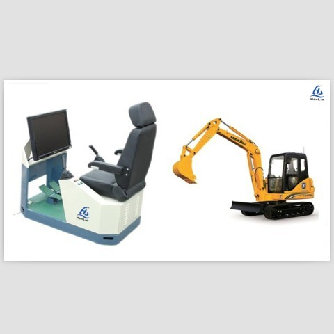 Excavator Operator Training Simulator