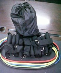 Exercise Tubing Kit For Physiotherapy