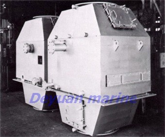 Exhaust Gas Economizer For Marine Boiler