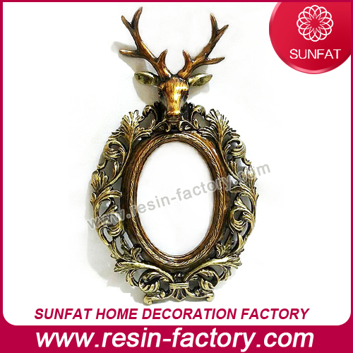 Exquisite Hand Made Resin Art Sculpture Unique Design Animal Elegant Home D