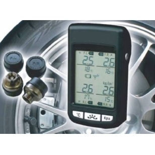 External Tire Pressure Monitoring System Tpms