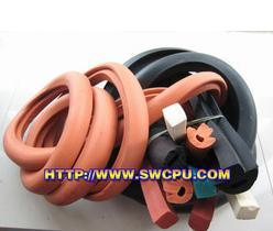 Extruded Rubber Bumper Strip