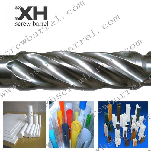 Extruder Screws And Barrels For Blow Molding Machine