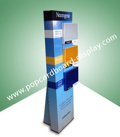 Eye Catching Pop Stand For Neutrogena Cosmetics