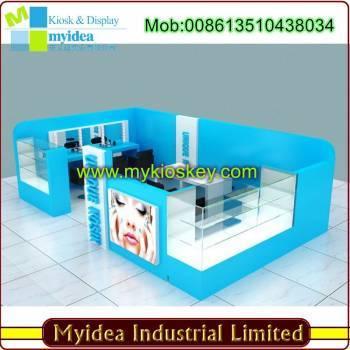 Eyebrow Kiosk Customized Salon Furniture All Kinds Are Available