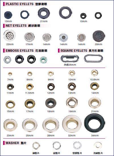 Eyelets Grommets Plastic Or Metal