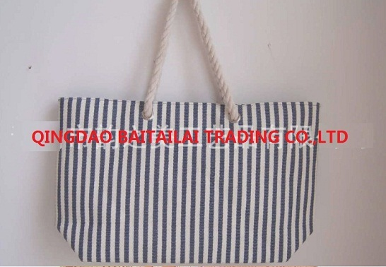 Fabric Bag Cotton Handbag Canvas Shopping Packing Promotion