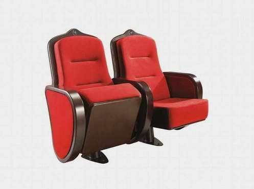 Fabric Commercial Theater Chair
