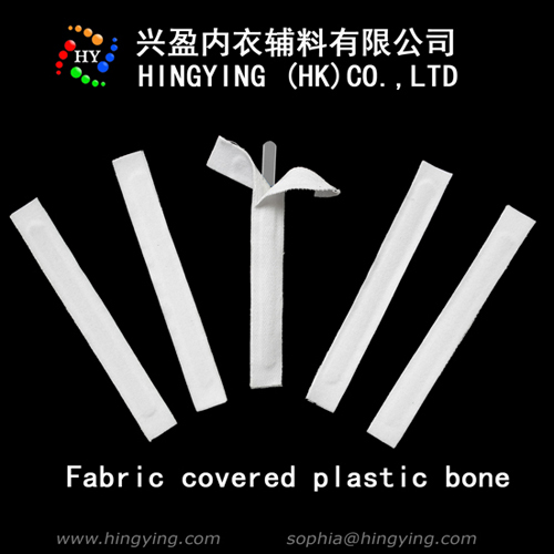 Fabric Covered Plastic Bone