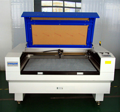 Fabric Leather Laser Cutting Machine