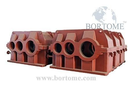 Fabrication Reducer Box Body