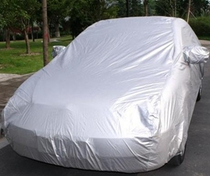 Factory Oem High Quality Car Cover Auto Bus Covers With Warning Sign Waterp