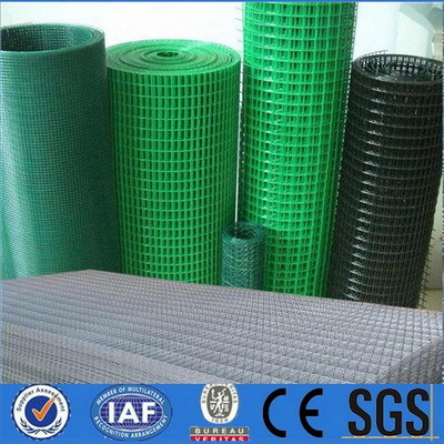 Factory Store Anti Rust Wire Mesh Pvc Nets Vinyl Coated