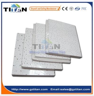 False Ceiling Mineral Fiber