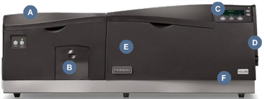 Fargo Dtc 550d Card Printer